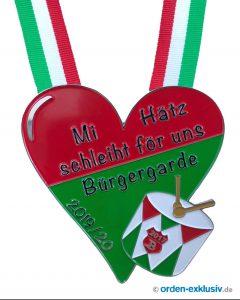 Orden der Bürgergarde Hürth e.V. 2017
